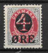 Danemark - AFA 40B - Neuf avec charnière
