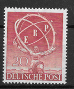Berlin 1950 - AFA 71 - neuf