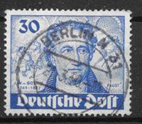 Berlin 1949 - AFA 63 - oblitérés