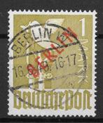 Berlin 1949 - AFA  33 - stemplet