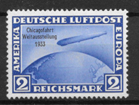 Empire allemand 1933 - AFA 492 - neuf