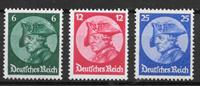 Empire allemand 1933 - AFA 474-476 - neuf