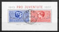Suisse 1937 - AFA 329 - oblitérés