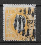 Portugal 1870 - AFA 26 - oblitérés