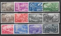 Italien 1948 - AFA 637-684 - ustemplet