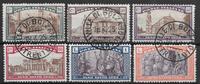 Italien 1924 - AFA 179-184 - stemplet