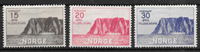 Norvège 1930 - AFA 159-161 - Neuf avec charnière