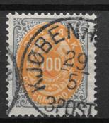 Danemark 1877 - AFA 31 - oblitérés