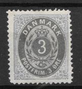 Danemark 1875 - AFA 22a - Neuf avec charnière