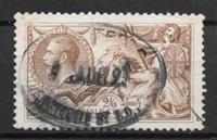England 1912 - AFA 142-146 - stemplet