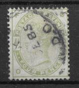 England 1883 - AFA 77 - stemplet