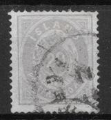 Islande 1875 - AFA 10a - oblitérés