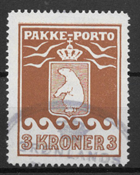 Groenland 1930 - Pak 12 - oblitérés