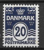 Danmark 1912 - AFA 66a - postfrisk