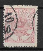 Danemark 1870 - AFA 12A - oblitérés