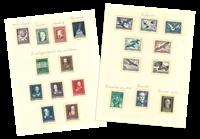 Autriche - Collection 1945-1953