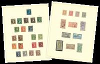Grækenland - Samling 1861-1940