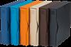 PUR OPTIMA sarja - Kannet ja suojakotelo - Oranssi