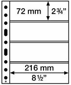 Plastlommer SH312 4C,312x242 mm, pakke med 50 stk.
