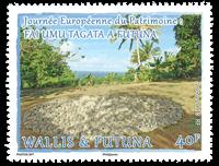 Wallis et Futuna - Fai Umu Tagata - Timbre neuf