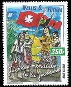 Wallis - World Youth Day - Postfrisk frimærke