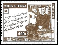Wallis - L.T.Kulimoetoke - Postfrisk frimærke