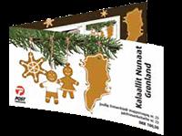 Grønland - Julehæftet 2018 - Postfrisk frimærkehæfte