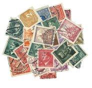 Tchécoslovaquie/Bohêmie-Moravie - Paquet de timbres - 25 timbres obl. diff.
