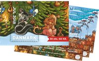 Denmark - Christmas seals 2018 - Mint booklet 30 seals