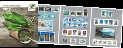 Sverige - Årsmappen 2018 - Flot årsmappe 2018