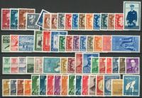 Norge - Parti 1949-59