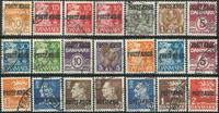 Danmark - Postfærge 1936-75