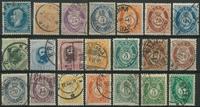 Norge - Parti 1856-86
