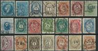 Norge - Parti 1856-98