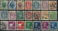 Norge - Parti 1878-1925