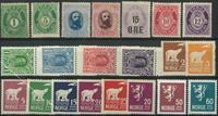 Norge - Parti 1875-1926