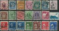 Norge - Parti 1878-1928