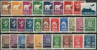Norge - Parti 1925-29
