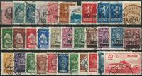 Norge - Parti 1878-1931