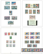France - Collection 1960-80 neuf