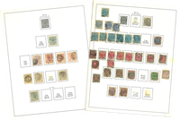 Danemark - Collection 1851-1981