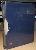 Custodia per cartella Vario Classic - blu
