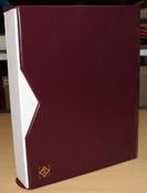 Custodia per cartella Vario Classic - rossa