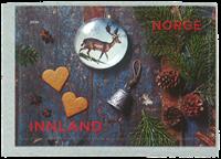 Norvège - Noël 2018 Vitrine - Timbre neuf