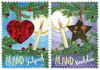 Åland - Noël 2018 - Timbre neuf
