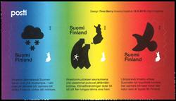 Finlande - Changement du climat - Bloc-feuillet neuf