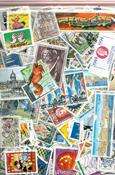 Francia - francobolli privi di carta - 100 g