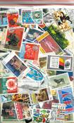 Monde entier - 200 gr. timbres au kilo en vrac
