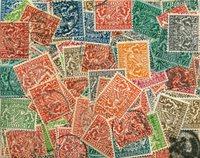 Bavière - Lot de doublons, timbres service