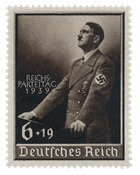 Empire Allemand - 1939 - Michel 701, neuf